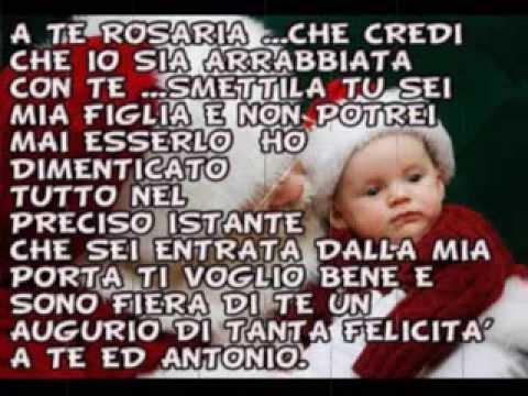 Auguri Di Natale Ad Un Figlio.Un Augurio Speciale Per Voi Figli Vi Voglio Bene