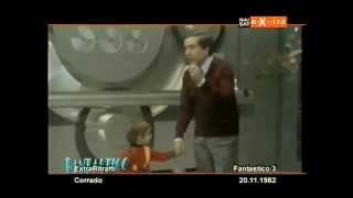 "Corrado Mantoni - ""Carletto"" - Fantastico 3 (1982)"