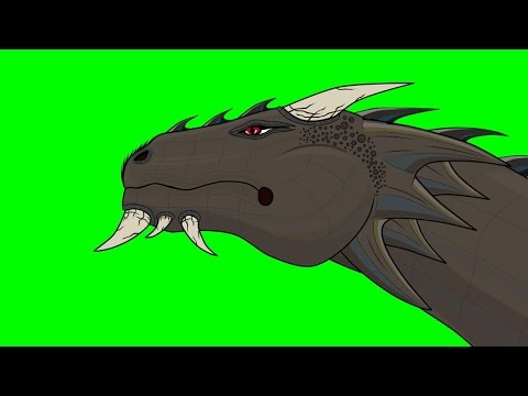 Animated dragon head - photo#23