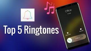 Top 5 stunning Ringtones 2018 + Dowload links