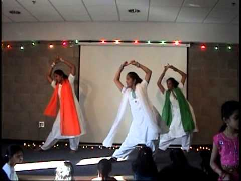 Desh Rangeela at West Cary Library, Cary