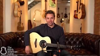 Kostal OM Cutaway Acoustic Guitar, Indian Rosewood & German Spruce - Pre Owned