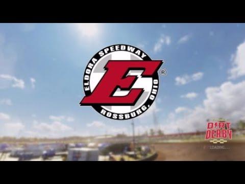 NASCAR Fantasy Racing League Truck Series @ Eldora Speedway