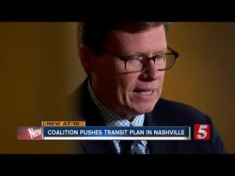 Transit Coalition Forms To Support Metro Nashville Transit Plan