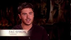 The Lucky One - Nicholas Sparks Featurette