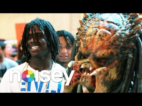 Alien vs. Predator vs. Chief Keef - Chiraq - Ep 3