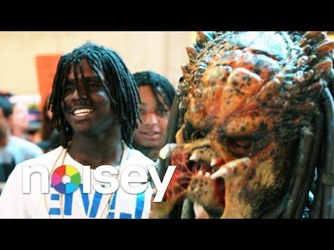 Alien vs. Predator vs. Chief Keef - Chiraq - Ep 3