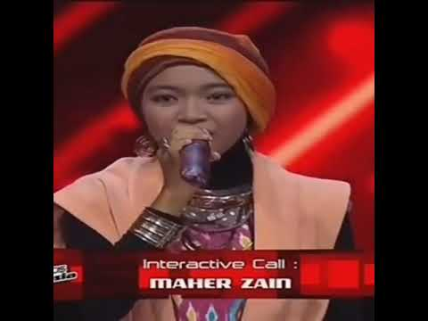 Sharla - Assalamualaika Ya Rasulallah  (The Voice Kids Indonesia 2017)