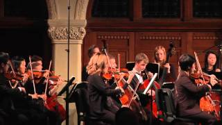 Mozart: Eine kleine Nachtmusik: McGill Symphony Orchestra Montreal conducted by Alexis Hauser