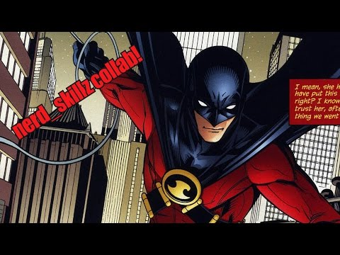 DC Comics Collab! [ Open ]