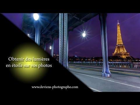 Cours Photo De Nuit - L'ouverture Et La Diffraction - S02E07