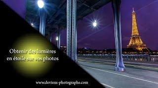 Cours photo de nuit - L