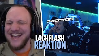LACHFLASH - BIGMAC BANNT SEINEN CHEF - REAKTION | ELoTRiX Livestream Highlights