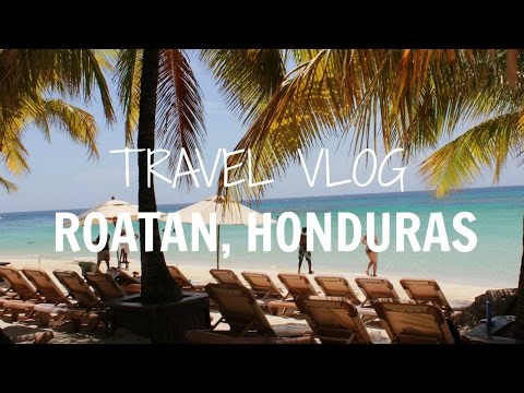 Travel Vlog I Roatan, Honduras I Msuazo