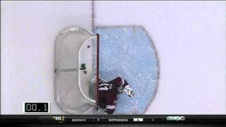Brad Richards scores winner with .1 seconds remaining 12/17/11