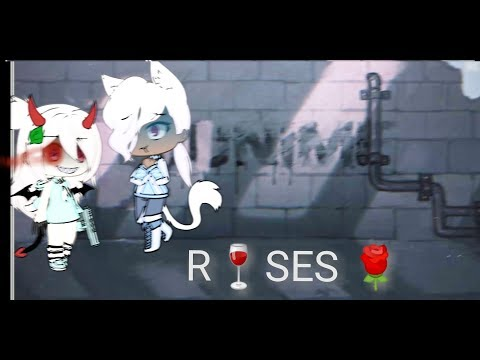 Roses клип|Gacha Life|Gacha Liza