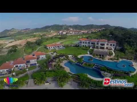 Best of Honduras from the sky