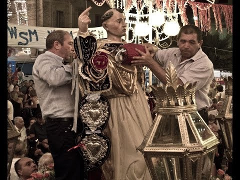 San Vincenzo Ferreri e le rigattiate- Calamonaci (Ag) 8-2013