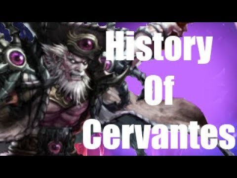 History Of Cervantes Soul Calibur 6