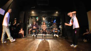 ちっひー vs RYOSUKE BEST4 [funkist vol.3]
