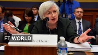 US economy deemed ready for rate rise | FT World