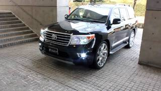TOYOTA 2012 NEW Land Cruiser200 (ランドクルーザー200) DOUBLE EIGHT