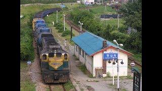 [철도영상] KORAIL - 경춘선 평내역을 지나는 무궁화호 열차 모음 (2006.08.26)