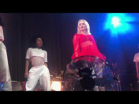 Zara Larsson Don't Worry Bout Me Live In Manchester