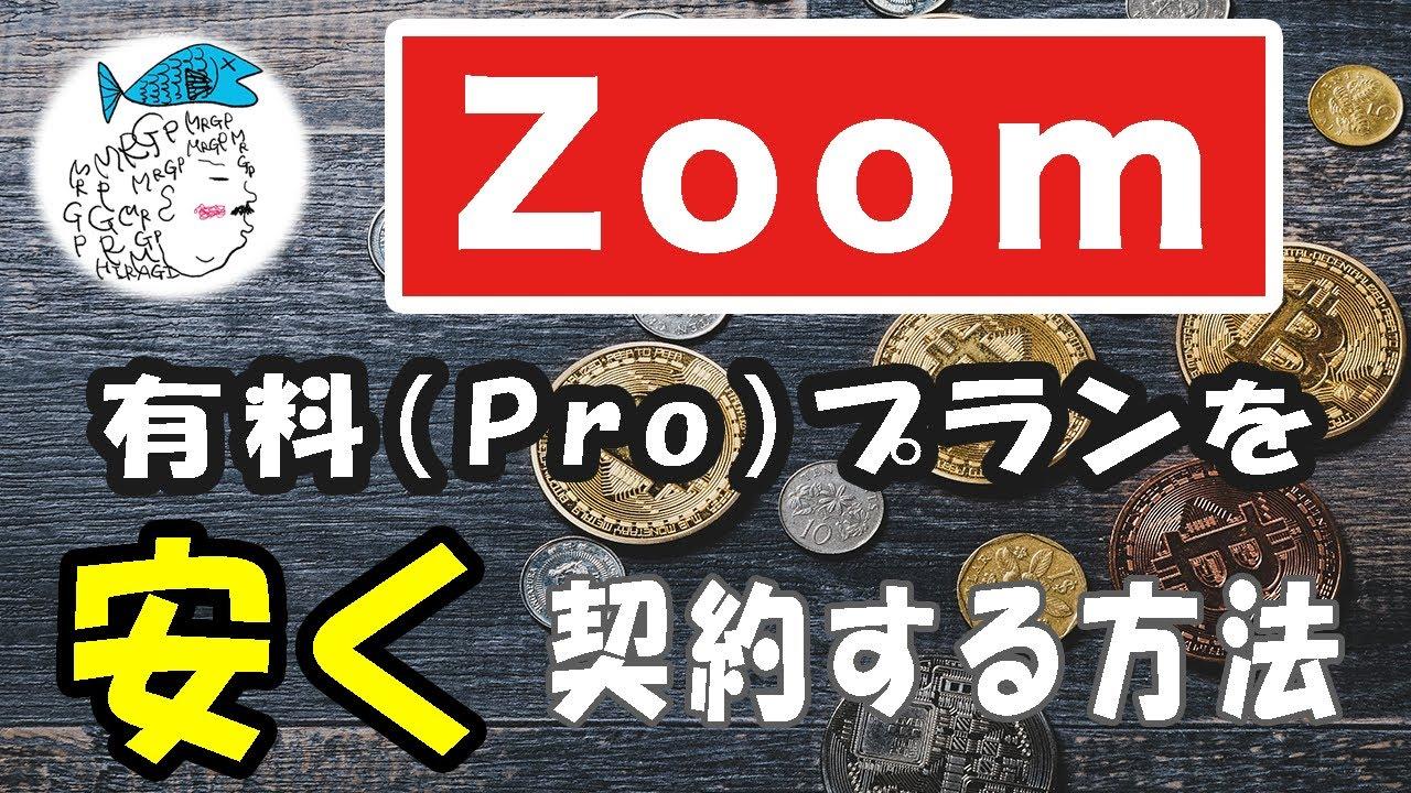 方法 zoom 支払い