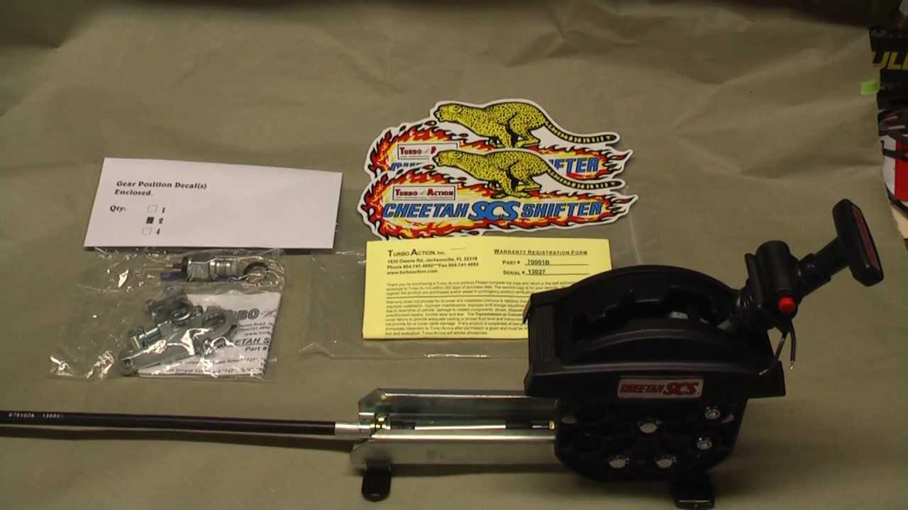 Turbo Action Scs Cheetah Shifter Youtube