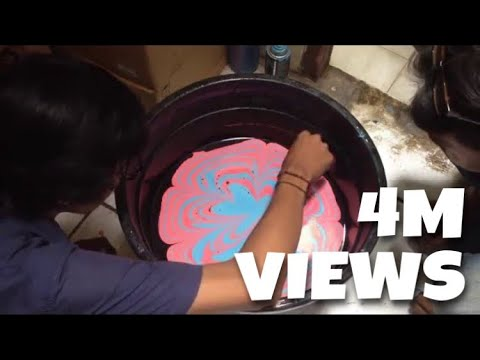 SAMURAI PAINT Water Transfer / Hydrodipping / Hydrographic / Water Painting