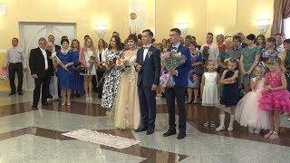 В День города в Солигорске прошло 14 свадеб
