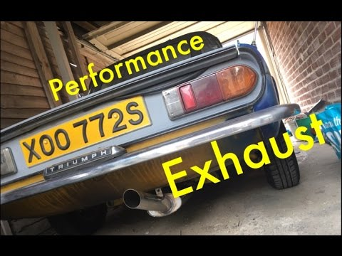 preformance exhaust fitment spitfire 1500 - youtube