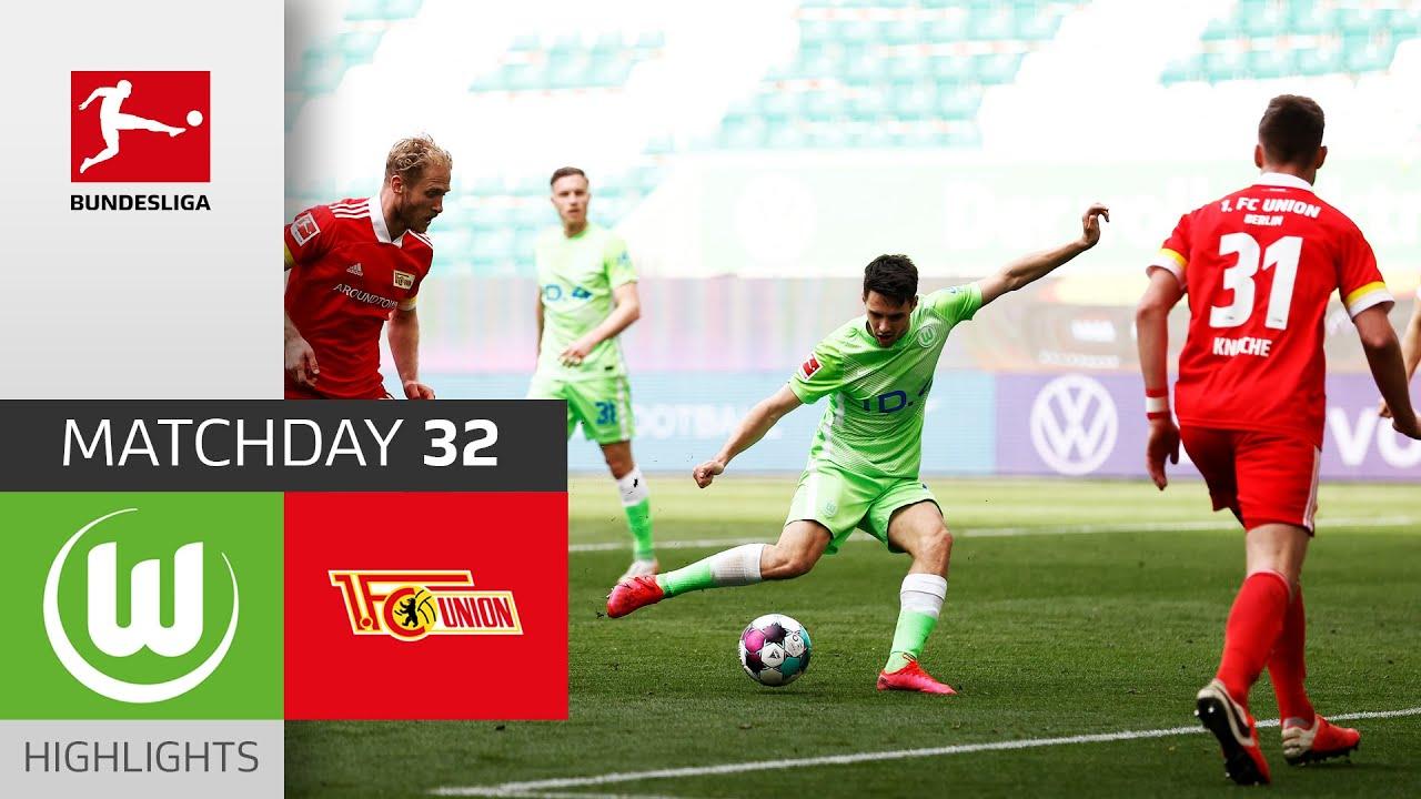 Download VfL Wolfsburg - Union Berlin | 3-0 | Highlights | Matchday 32 – Bundesliga 2020/21