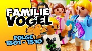 Playmobil Filme Familie Vogel: Folge 1301-1310   Kinderserie   Videosammlung Compilation Deutsch