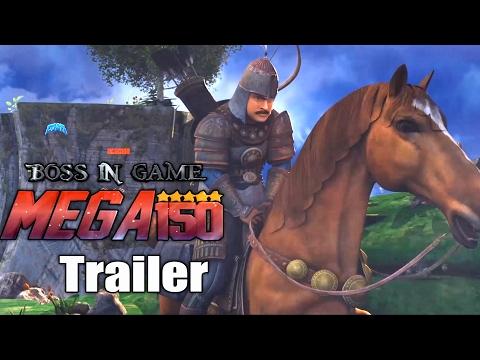 Mega150 Game Trailer || Chiranjeevi Mega150 Mobile Game