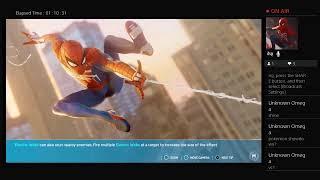 Supplerainbow94´s live spider-Man ps4 5
