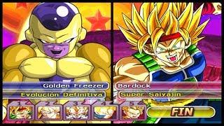 A VINGANÇA DE FREEZA!! Dragon Ball Z Budokai Tenkaichi 3