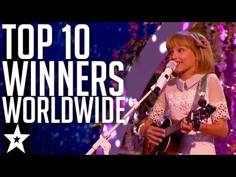 Top 10 Winners WORLDWIDE | Got Talent Global