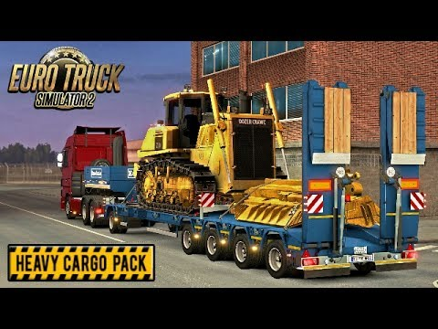 HEAVY CARGO | Euro Truck Simulator 2 | Episode 1