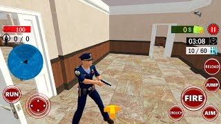 LA Police Run Away Prisoners Chase Simulator 2018 (by Gamy Interactive) Android Gameplay [HD]