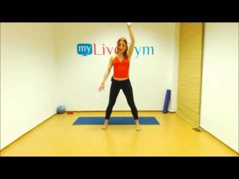 Upper Body Workout στο MyGym