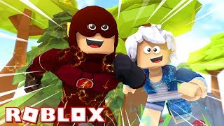 ROBLOX-HERO'S LIFE!! (superhero)