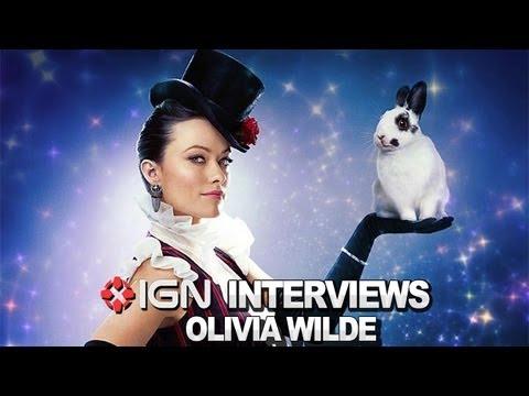 Olivia Wilde in The Incredible Burt Wonderston - IGN Interview