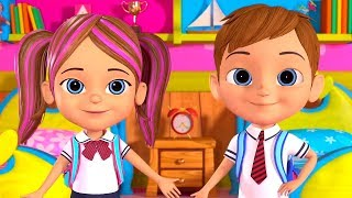 Little Treehouse Popular Nursery Rhymes and Songs for Kids