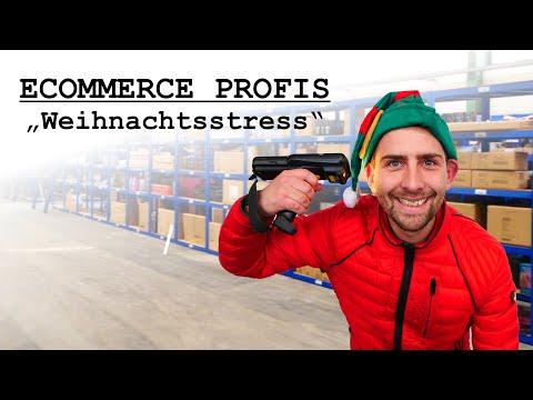 Folge 05 - Weihnachtsstress - Real Doku über einen Onlinehändler (Erotikartikel)