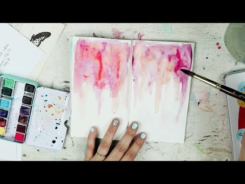 Download How I 'PLOP' Watercolor