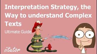 √ Interpretation Strategies | Understanding Complex Texts | English