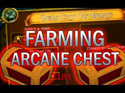 Arcane Legends | Farming Arcane Weapon Chest! #2