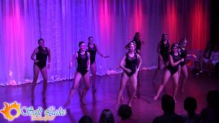 DF Dance Studio Ladies Shines Team - Salt Lake Salsa Fest 2016